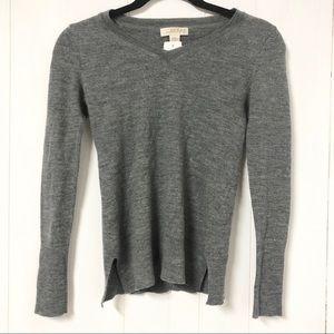 Kenar 100% Merino Wool Grey Sweater